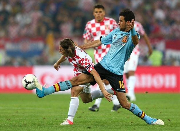 اسبانيا وكرواتيا بث مباشر